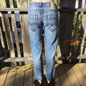 Men's Levi's 511 Jeans with Covered Pockets